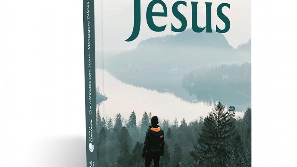 Cinco Minutos com Jesus - Mensagens Diárias 2020