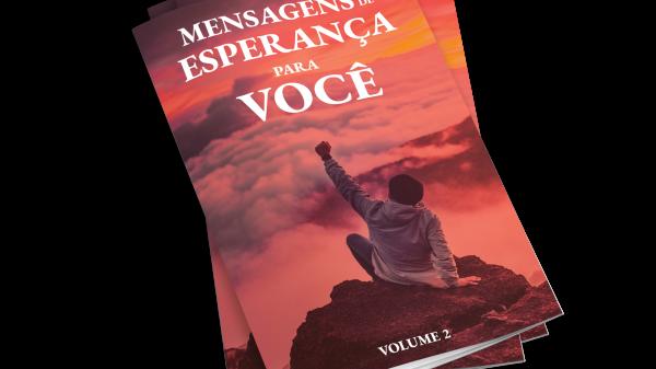 Livrete - Mensagens de Esperança para Você: Volume 2