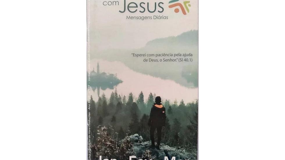 Cinco Minutos com Jesus -Jan/Fev/Mar