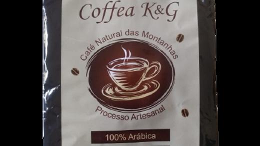 Coffea K&G - Café Natural das Montanhas Capixaba