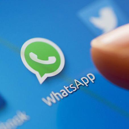Whatsapp na Igreja