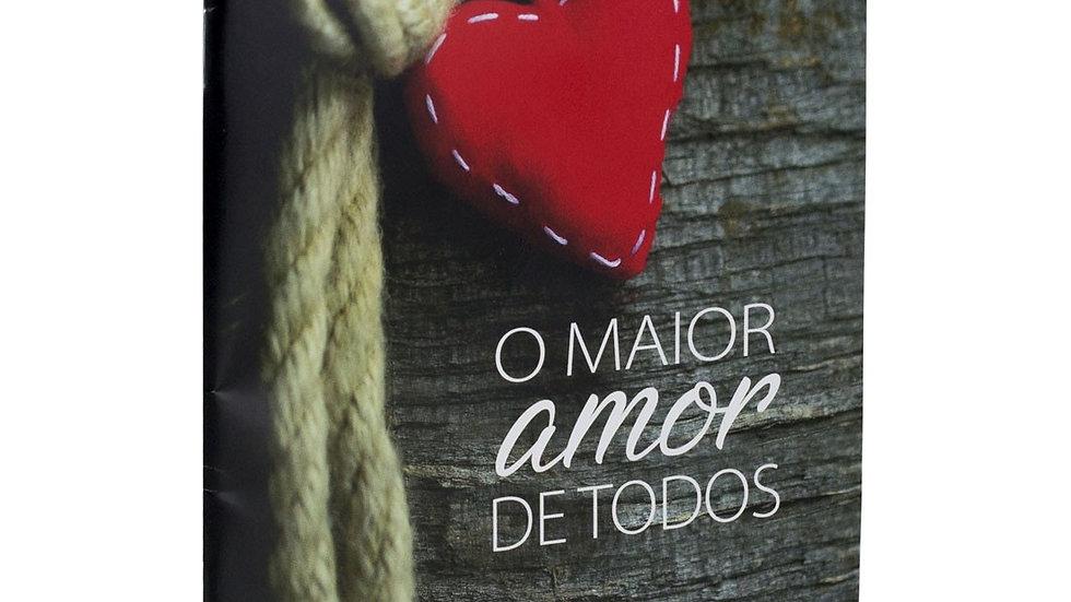 Livrete - O maior amor de todos