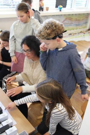 Musiktheorie mit Primaria-Schülern