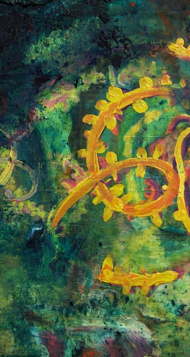 Oil on canvas, 40x50cm, 2005/06 private collection