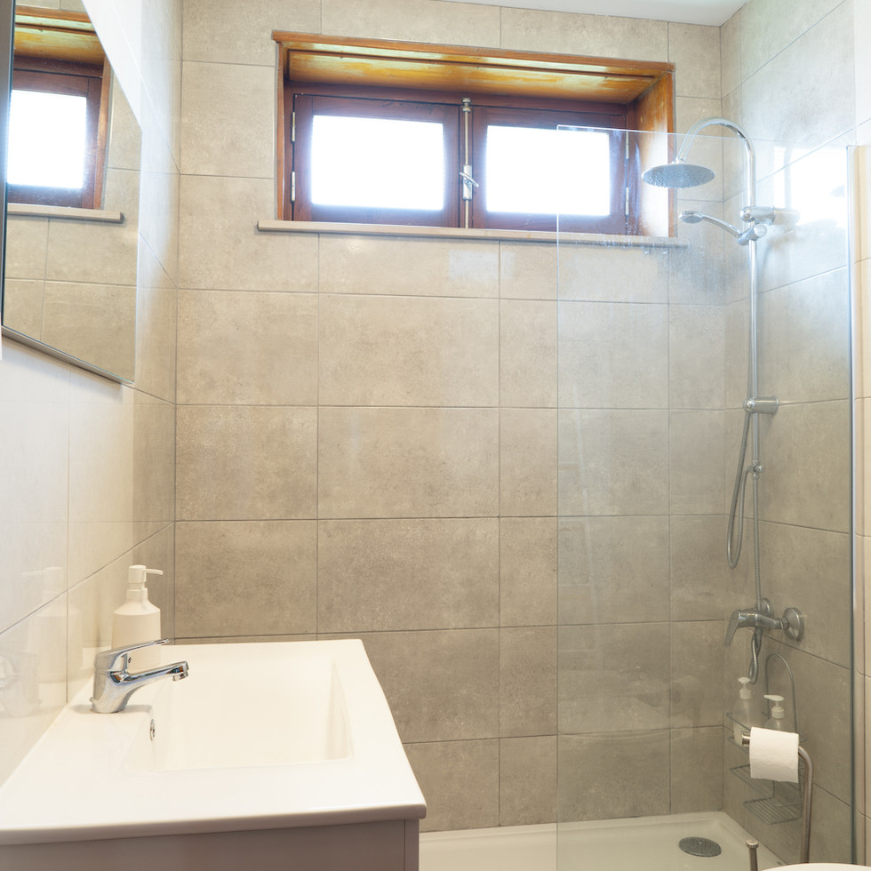 Bathroom 1st floor