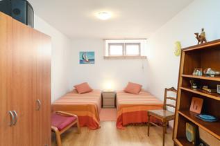 Orange room, ground floor