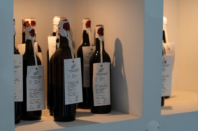 Local wine