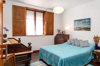 Blue room, upper floor