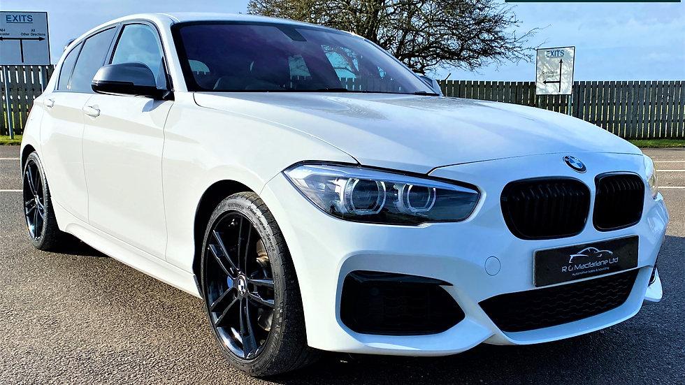2018 BMW M140i ShadowEdition