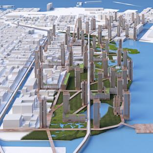 Urban Waterfront 2100