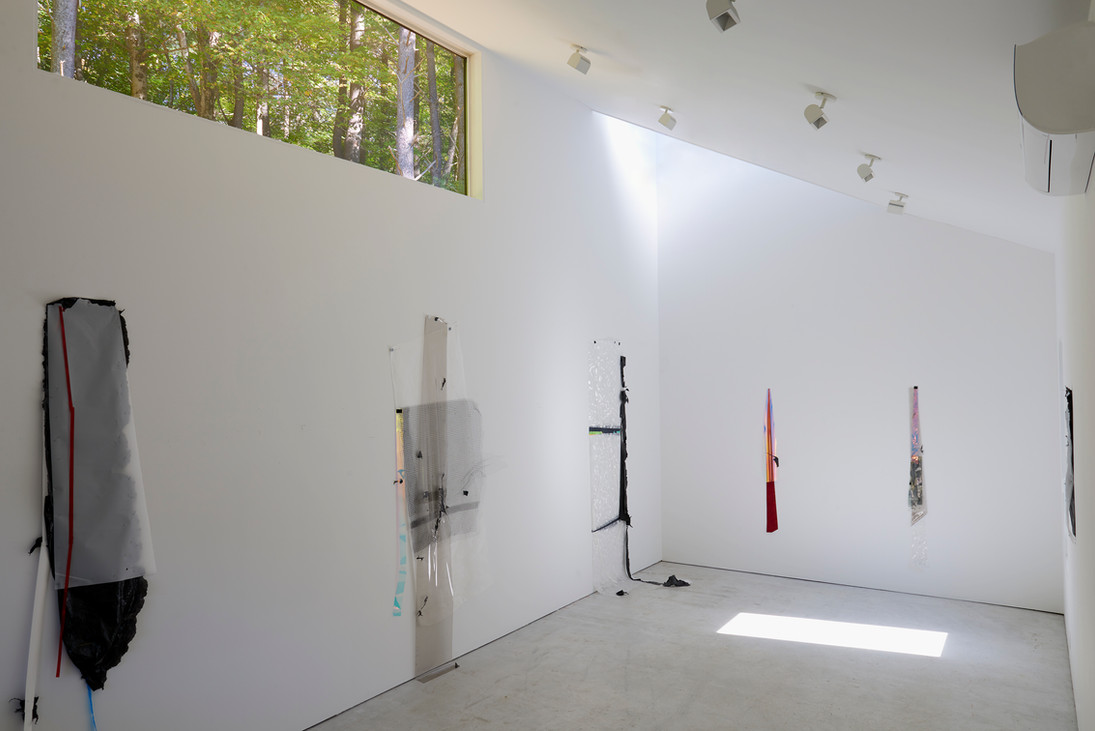 Interior with Gelah Penn's works