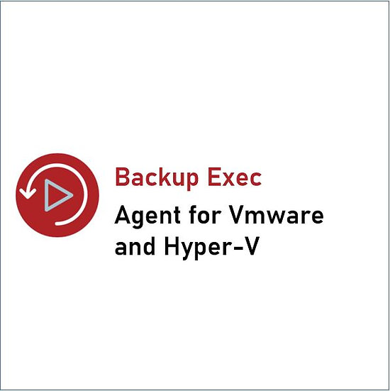 AGENT FOR VMWARE & HYPER-V - WIECZYSTA LICENCJA RZADOWA - 36M WSPARCIA