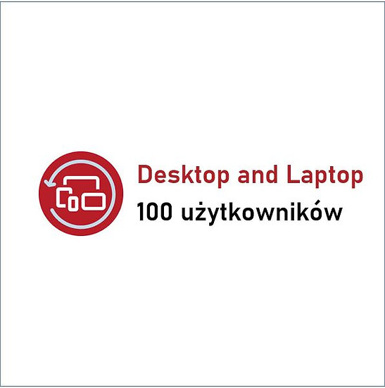 DLO - WIECZYSTA LICENCJA KOMERCYJNA - 100 UZYTKOWNIKOW - WSPARCIE 36M