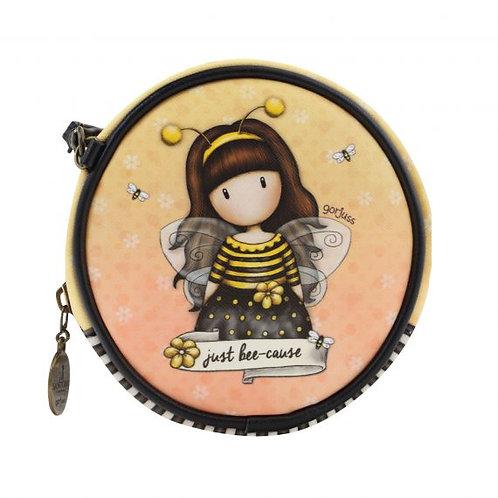 Bolsito Redondo Pequeño Gorjuss – Bee Loved Ref. 3497-1