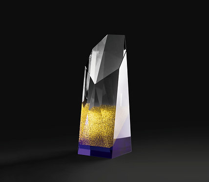 Trofeo Cristal Ref. 1328