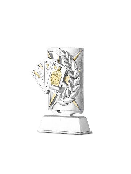 Trofeo Juego Cartas  Ref. 1449