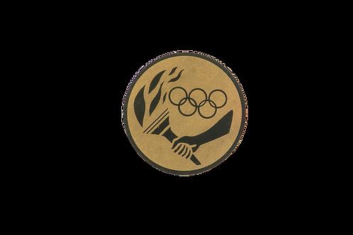 Disc Medalla Olímpica Ref. 38