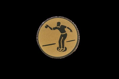 Disco Medalla Petanca Ref. 05