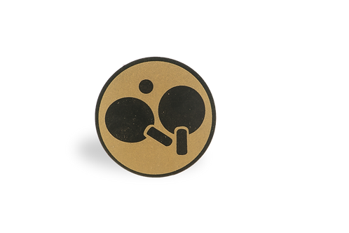 Disco Medalla Tenis de Mesa Ref.14