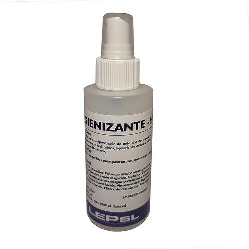 Higienizante Liquido Manos 120ML Ref. HIG120