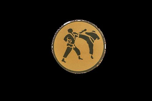 Disco Medalla Karate Ref. 06