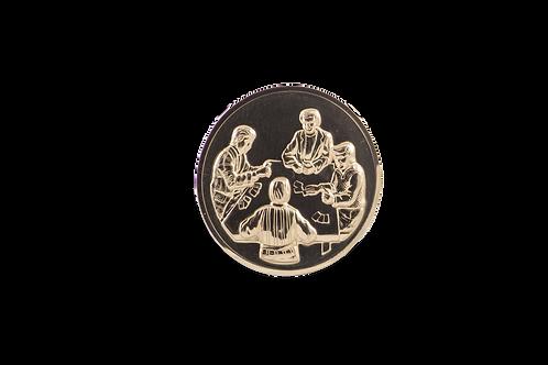 Disc Medalla Cartes Ref. 30