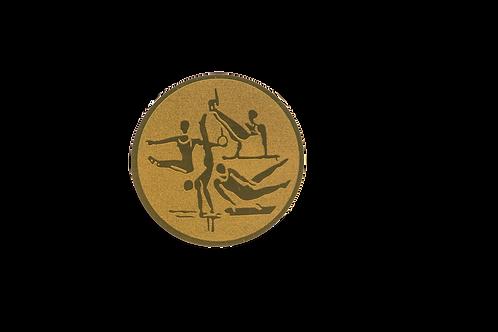 Disc Medalla Gimnasia Ref. 17