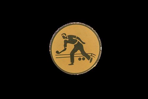 Disc Medalla Petanca Ref. 21