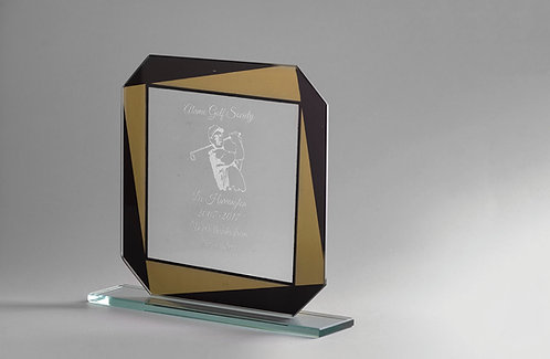 Placa Cristal Ref. 1360