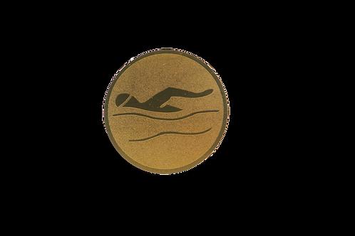 Disco Medalla Natación Ref. 08