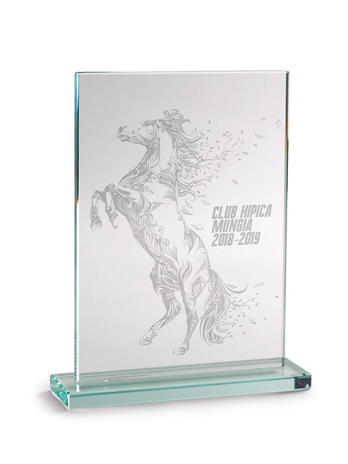 Placa Cristal Ref. 2350