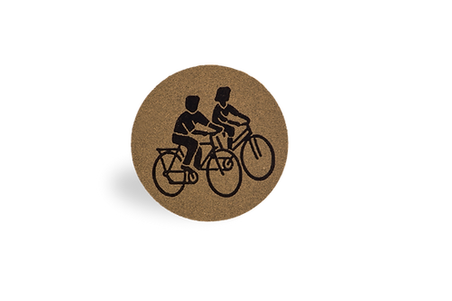Disc Medalla Passeig Bici Ref. 12