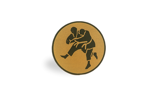 Disc Medalla Judo Ref. 07