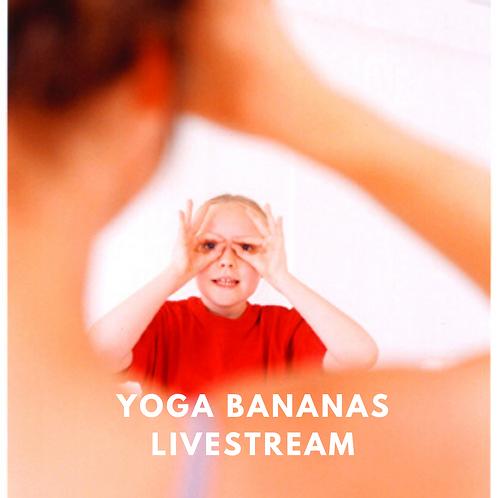 Yoga Bananas Children's Class