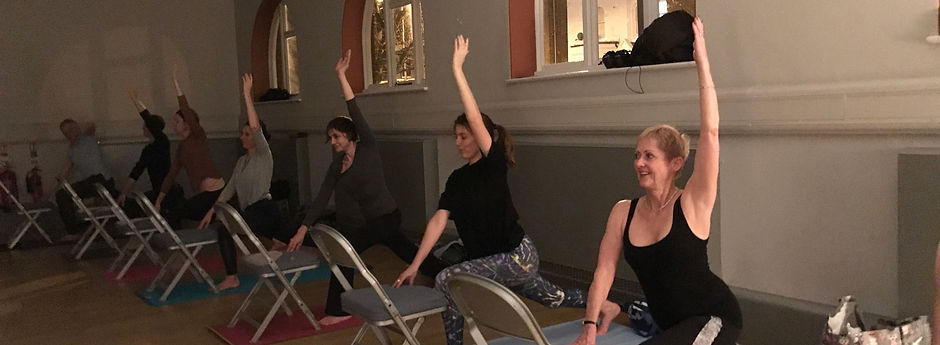 Workshop Yoga Classes in Wandsworth
