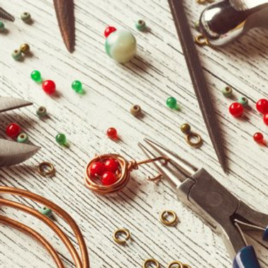 Ateliers bijoux avec Sabine du Jeudi