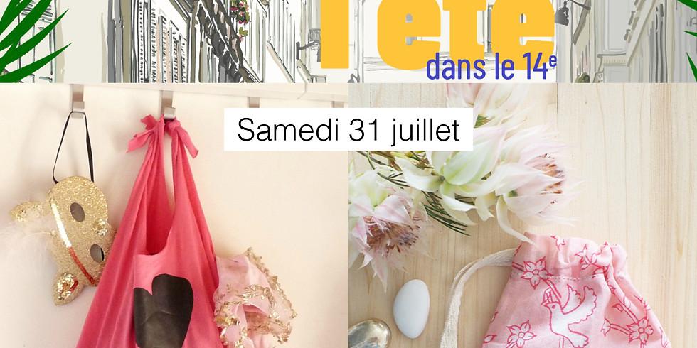 Atelier couture - Aimer l'été