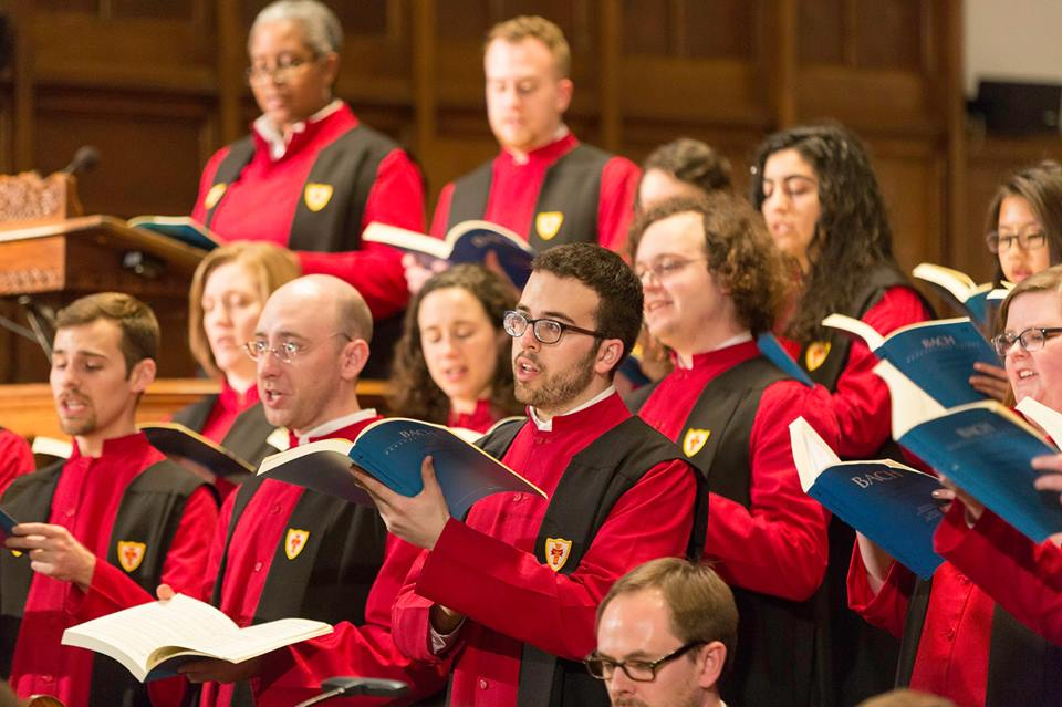 Marsh Chapel Choir, Boston, MA