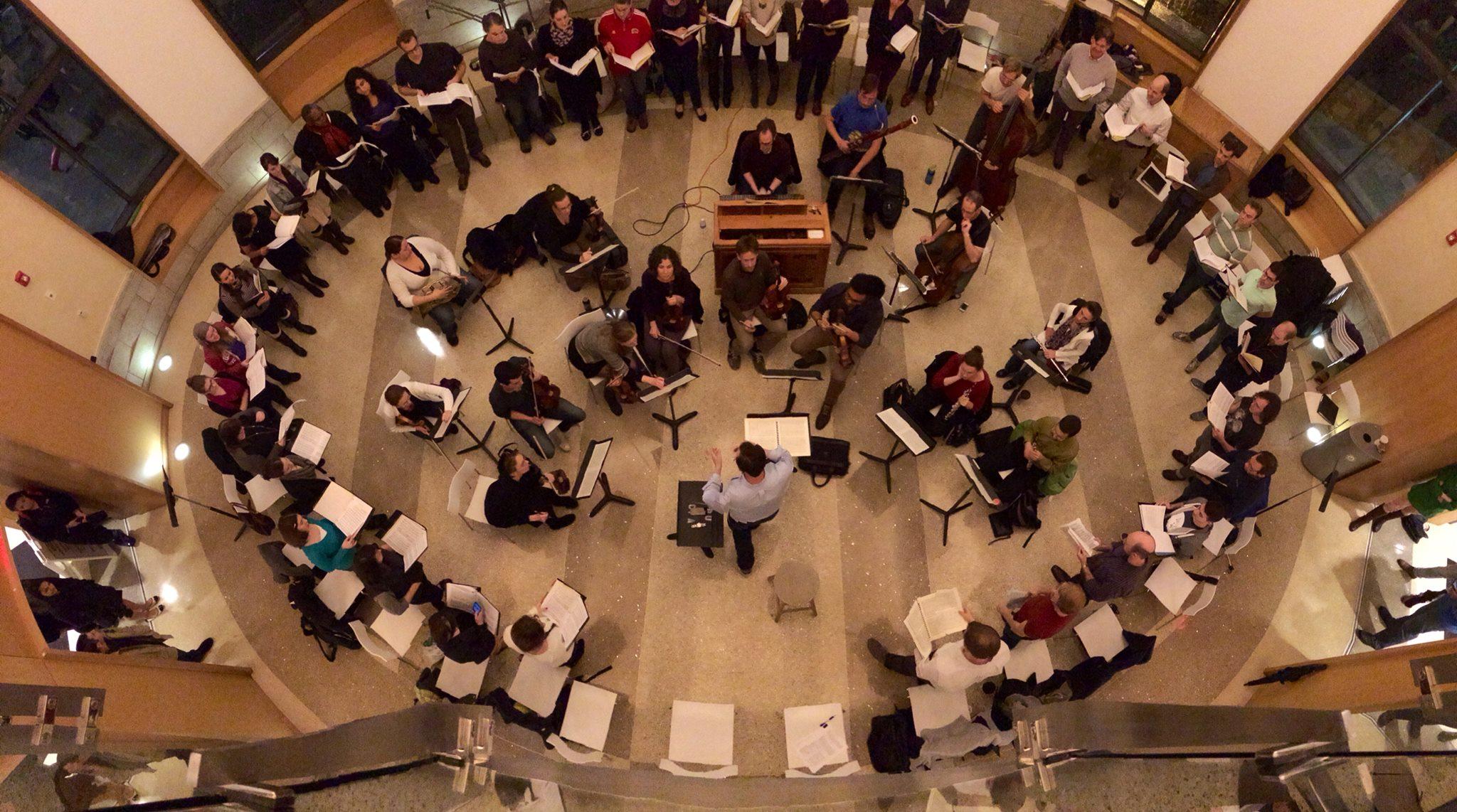 Marsh Chapel Choir, Boston, MA