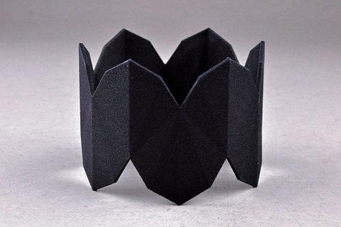 Armreifen flach Nylon  | Kollektion Fächer 3D