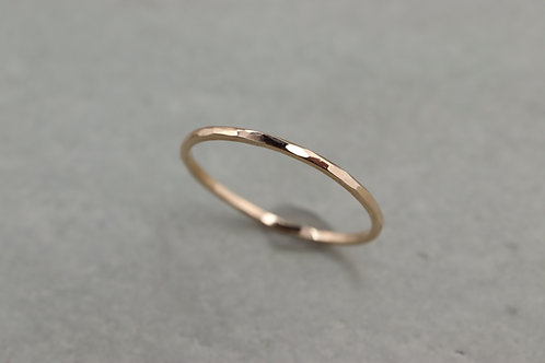 Ring I Mini Facette
