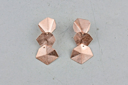 Ohrringe 3-teilig klein | Kollektion Facette