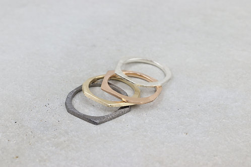 Ring schmal | Kollektion Facette