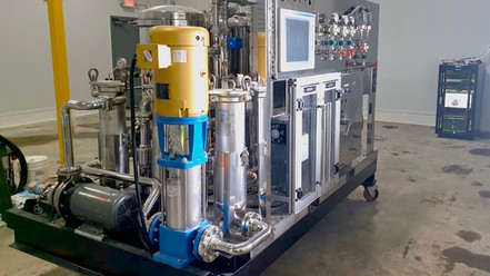 WASTEWATER CONVERSION SYSTEM MODULE