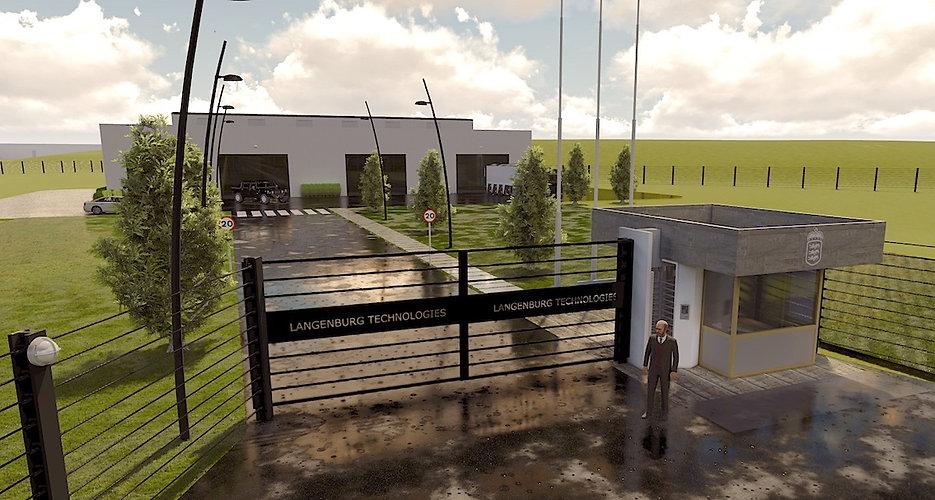 Langenburg 300 MW Power Plant