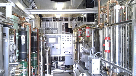 PROTOTYPE WASTE-CONVERSION & WATER PURIFICATION SYSTEM