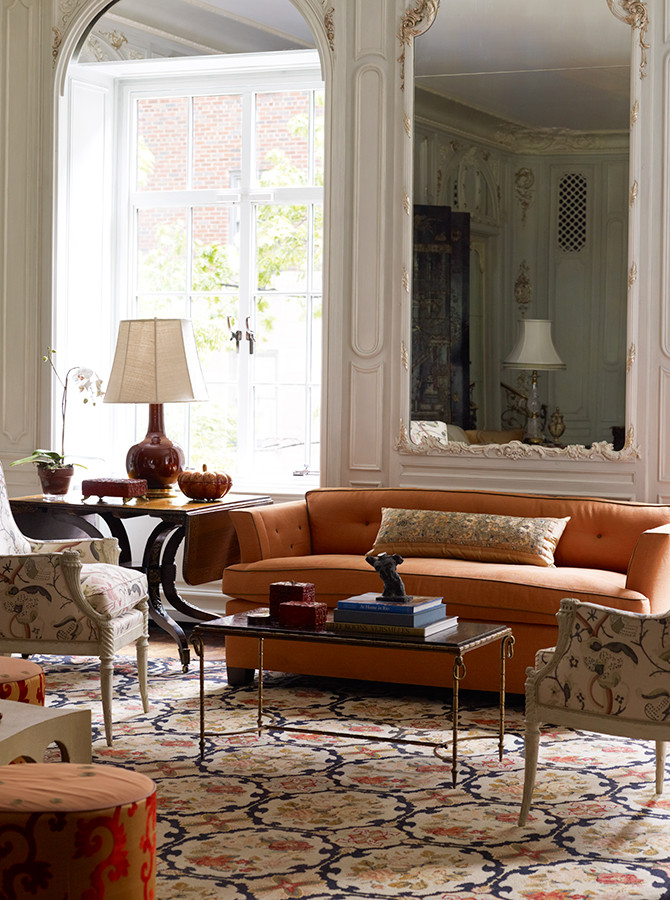 Sophisticated and warm at the same time! Image: Katie Ridder www.katieridder.com