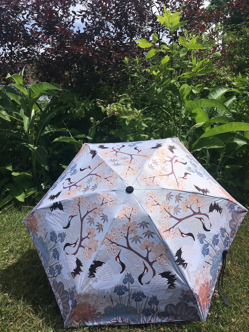 Japanese Garden Sunshade Umbrella