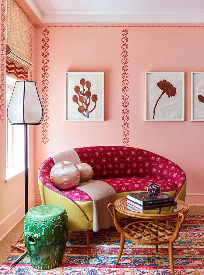 A beautiful bohemian decor. Image: Katie Ridder www.katieridder.com