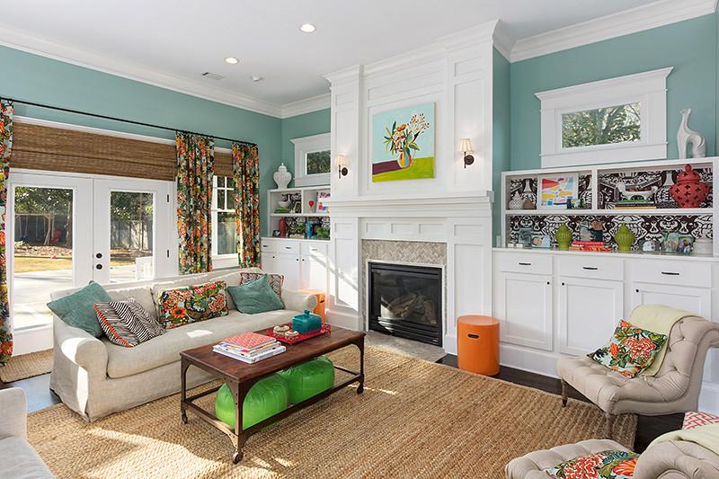 Interior Design by Colordrunk Design